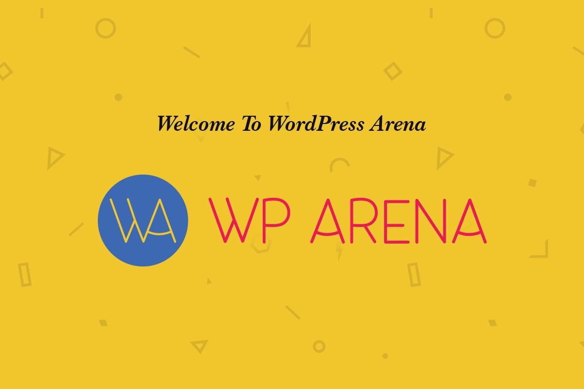 WpArena Cover image