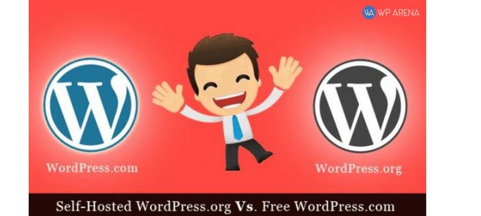 Comparing Free WordPress.com vs. Self-Hosted WordPress.org