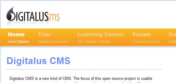 Digitalus-Site-Manager