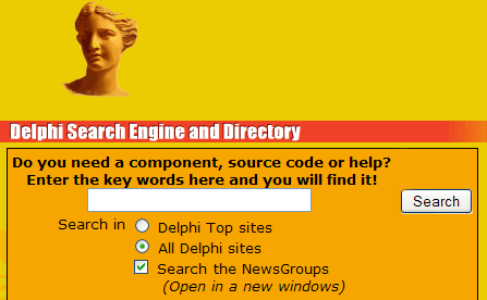 delphi-search-engine