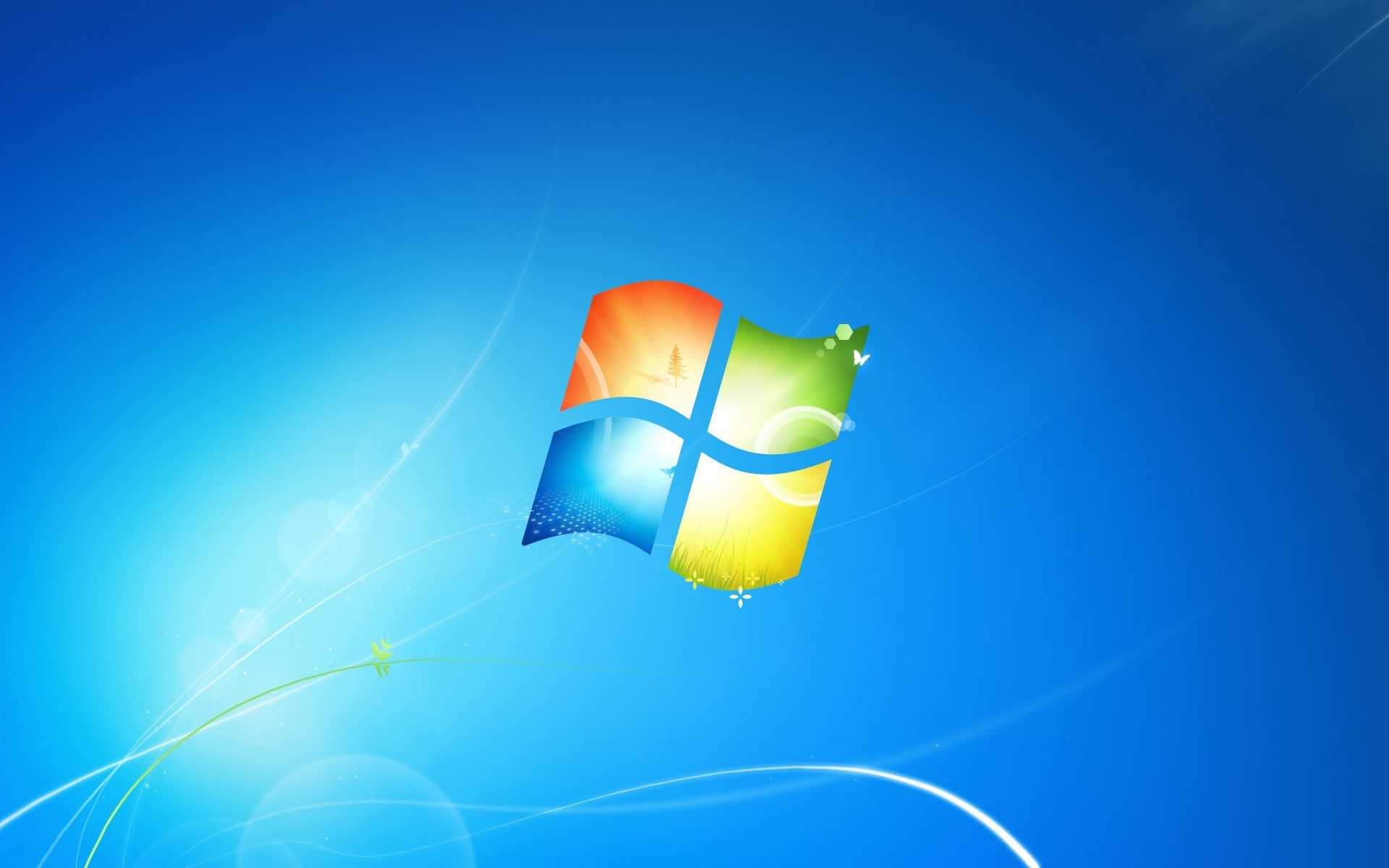 Official Windows 7 Wallpapers Wparena