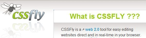CSS-Fly