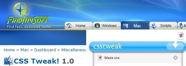 CSS-tweak-Mac