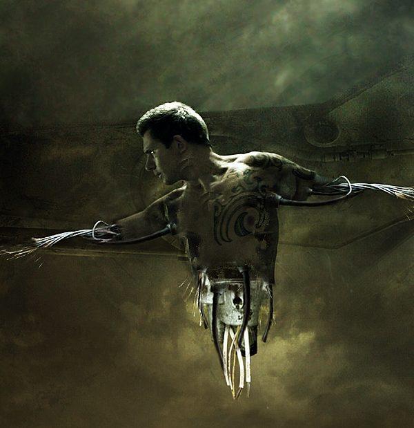 Cyborg-by-garthim