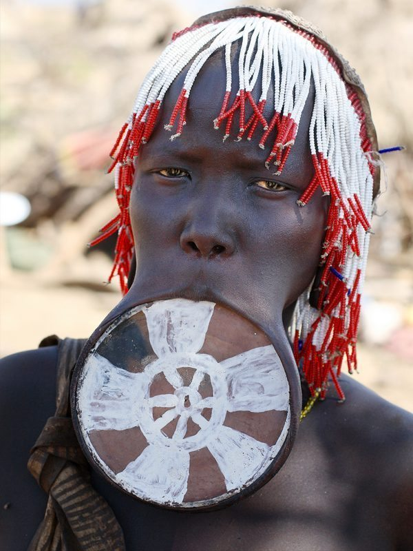 Ethiopia-Mursi-people