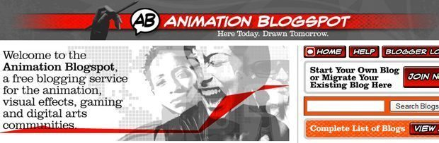 Animation-Blogspot