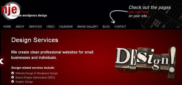 Custom-Wordpress-Design