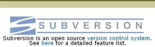 Subversion-SVN