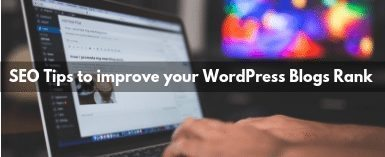Improve Your WordPress Blogs Rank