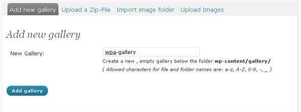 Add-New-Gallery