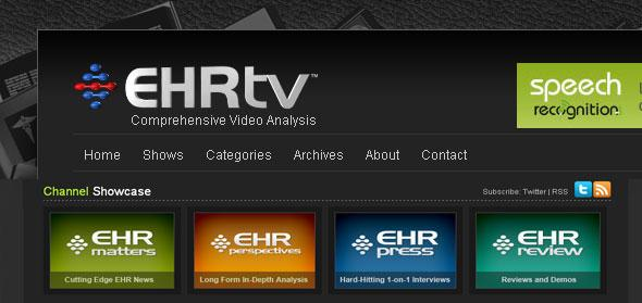 Electronic Health Records TV channel