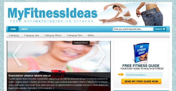 Premium-Health-wordpress-theme-with-PSD