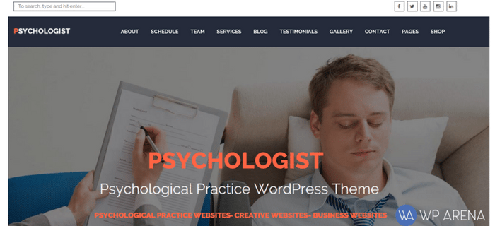 Health & Medical WordPress