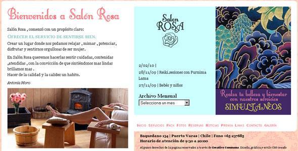 Salon-Rosa