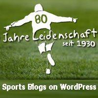 Top Sports Blog Build on WordPress