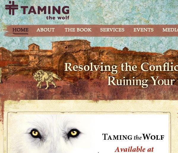 Taming-the-wolf