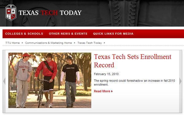 Texas-Tech-Today