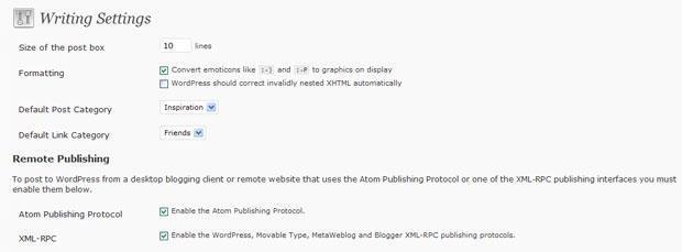 Remote-Publishing