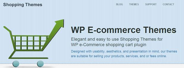 WP E-commerce themes