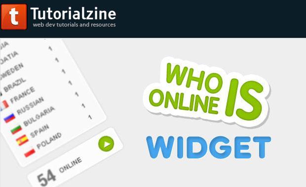 Who-is-Online-Widget