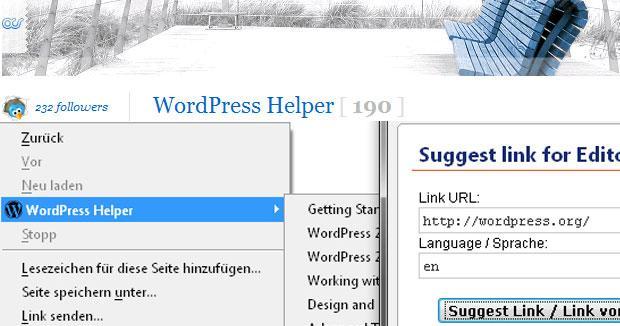 WordPress-Helper