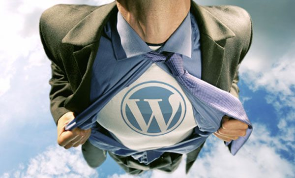 WordPress Corporate Blog