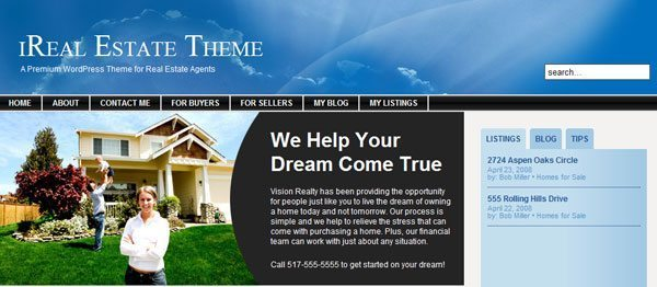iReal-estate-theme