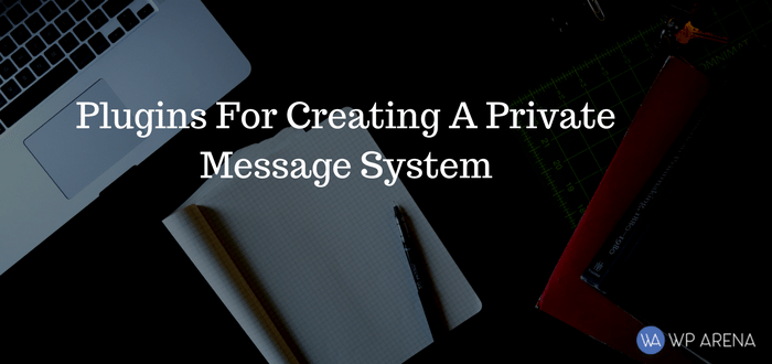 Create private message system