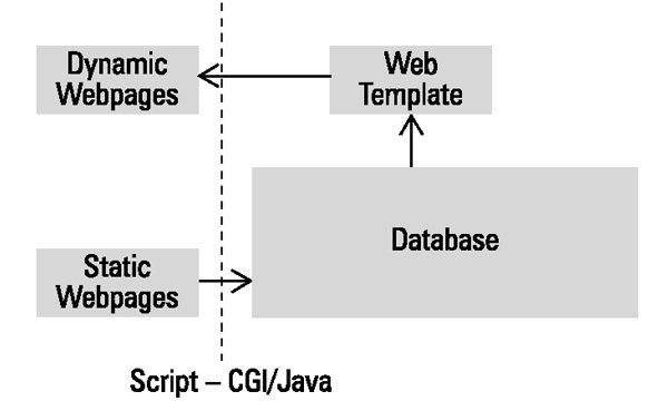 Dynamically-page-generation