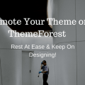 Promote My WordPress Theme