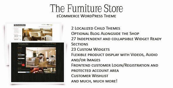 Best WordPres eCommerce Theme