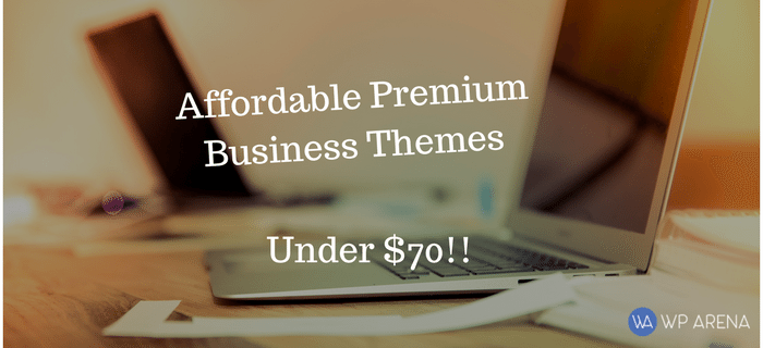 affordable business themes