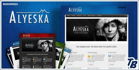 Alyeska - Premium WordPress Theme
