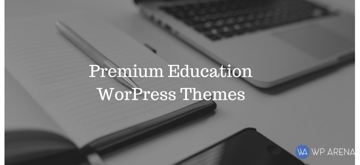 Premium Education WordPress Themes 2017