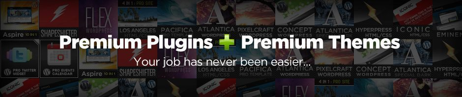 Themeforest premium WordPress themes
