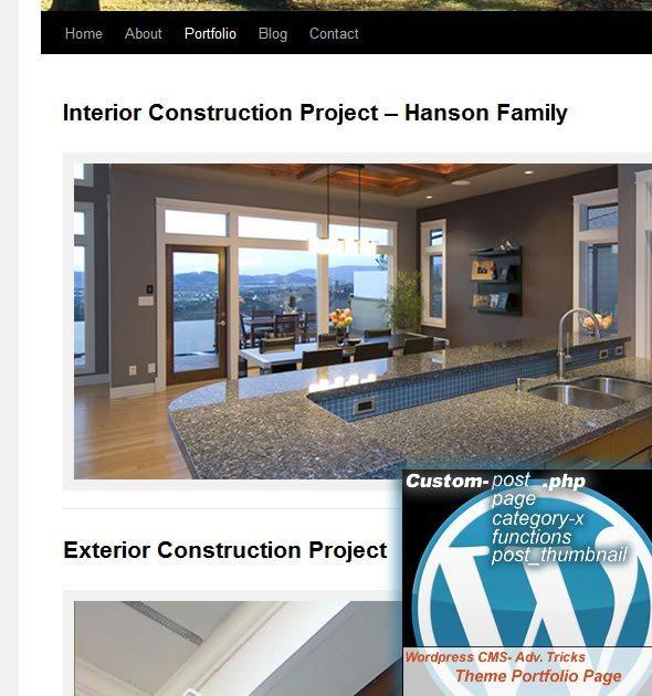 Custom-Portfolio-Page-WordPress-Theme