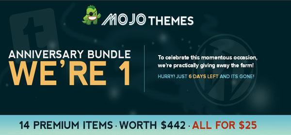 Mojo - Themes Anniversary Bundle