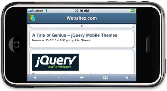 WP Mobile Detector WordPress Plugin