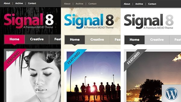 largesignal8 WordPress theme