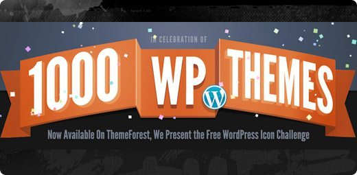 Themeforest 1000 WordPress Themes