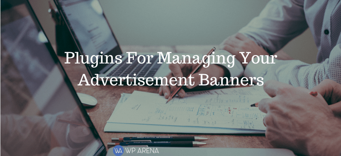 Plugins for managing advertisements