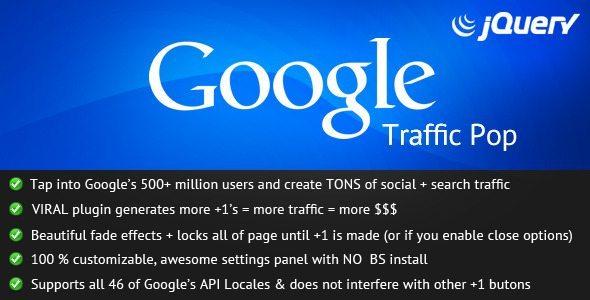 Google-Traffic-Pop