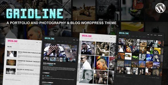 Gridline-wordpress-theme