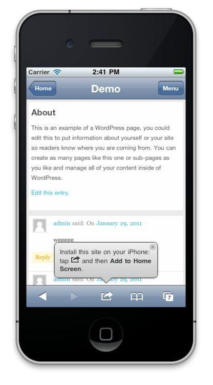 BuddyPress-Mobile