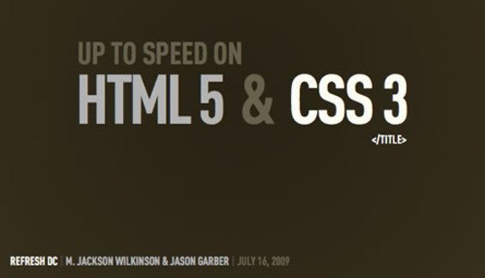freeebooks-Up-to-Speed-HTML5-CSS3