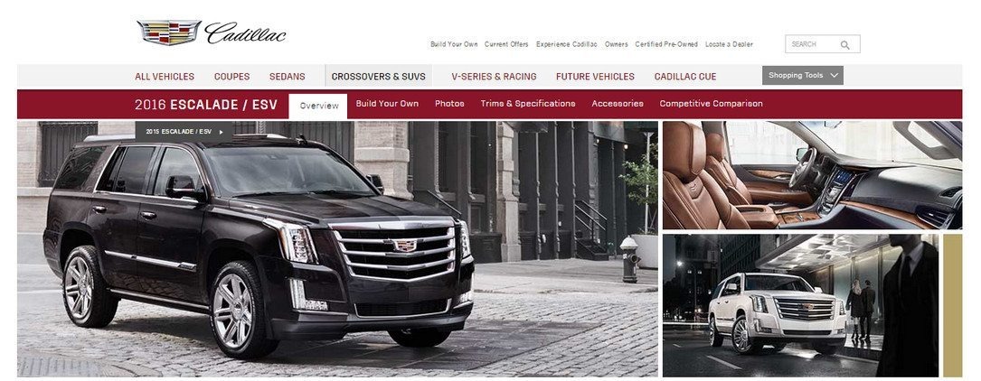 Cadillac Car Dealership