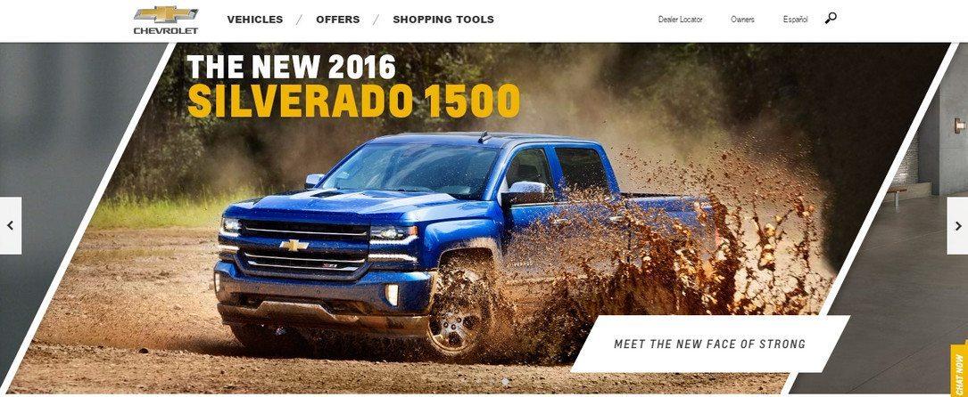 Chevrolet Car Dealership