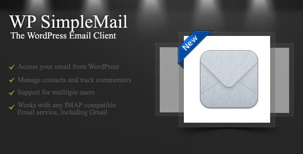 WP SimpleMail