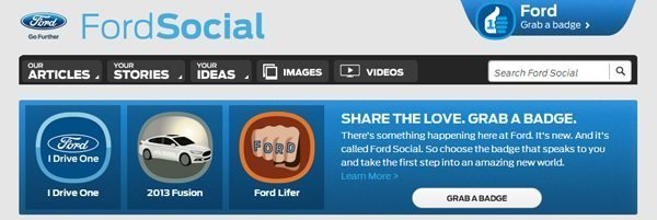 The Ford Social Blog