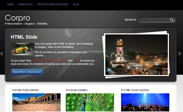 imPower WordPress Themes
